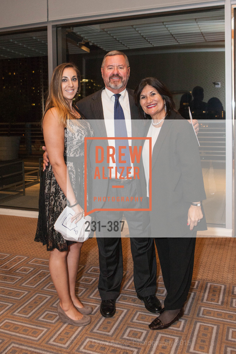 Heather Gloeckler, Bill Eckard, Sharon Eckard, Ronald McDonald House 2015 Home Away From Home Gala, Four Seasons Hotel San Francisco, Grand Ballroom. 757 Market St, October 16th, 2015,Drew Altizer, Drew Altizer Photography, full-service agency, private events, San Francisco photographer, photographer california