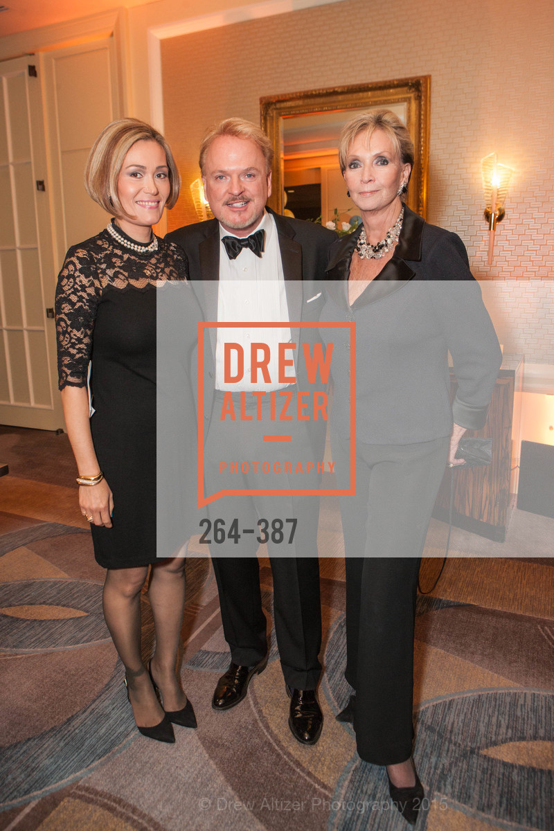 Whitney Le, Scott Wilson, Sallie Huntting, Ronald McDonald House 2015 Home Away From Home Gala, Four Seasons Hotel San Francisco, Grand Ballroom. 757 Market St, October 16th, 2015,Drew Altizer, Drew Altizer Photography, full-service agency, private events, San Francisco photographer, photographer california