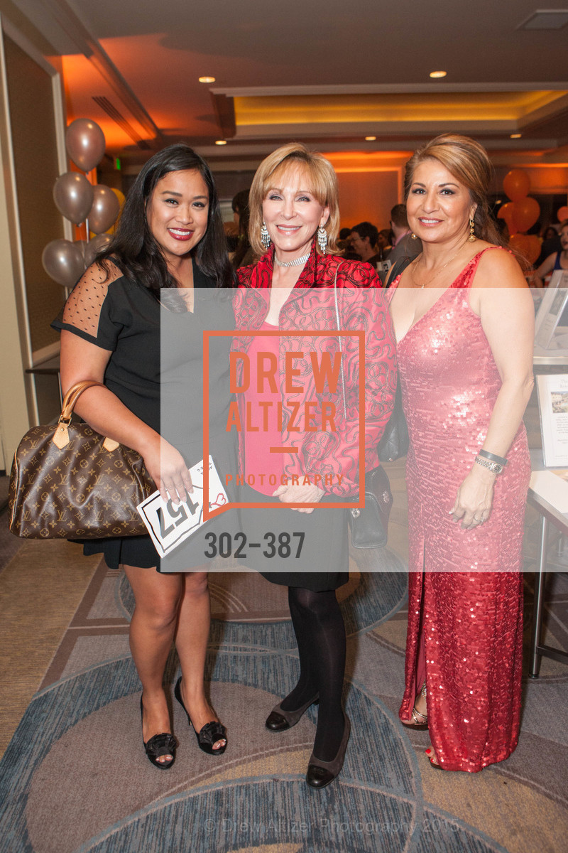 Maricel Agana, Cheryl Jennings, Henrietta Ruiz, Ronald McDonald House 2015 Home Away From Home Gala, Four Seasons Hotel San Francisco, Grand Ballroom. 757 Market St, October 16th, 2015,Drew Altizer, Drew Altizer Photography, full-service agency, private events, San Francisco photographer, photographer california