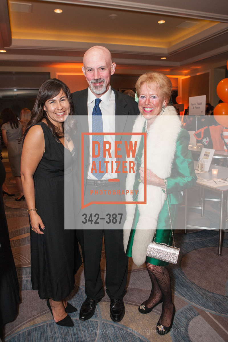 Christine Armstrong, Patrick Armstrong, Giselle McKellar, Ronald McDonald House 2015 Home Away From Home Gala, Four Seasons Hotel San Francisco, Grand Ballroom. 757 Market St, October 16th, 2015,Drew Altizer, Drew Altizer Photography, full-service agency, private events, San Francisco photographer, photographer california
