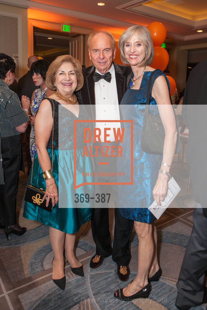 Joan Silva, David Pace, PJ Handeland, Ronald McDonald House 2015 Home Away From Home Gala, Four Seasons Hotel San Francisco, Grand Ballroom. 757 Market St, October 16th, 2015,Drew Altizer, Drew Altizer Photography, full-service agency, private events, San Francisco photographer, photographer california