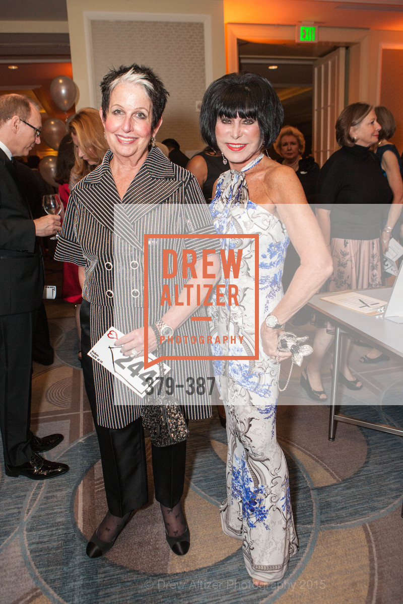Karen Kubin, Marilyn Cabak, Ronald McDonald House 2015 Home Away From Home Gala, Four Seasons Hotel San Francisco, Grand Ballroom. 757 Market St, October 16th, 2015,Drew Altizer, Drew Altizer Photography, full-service event agency, private events, San Francisco photographer, photographer California