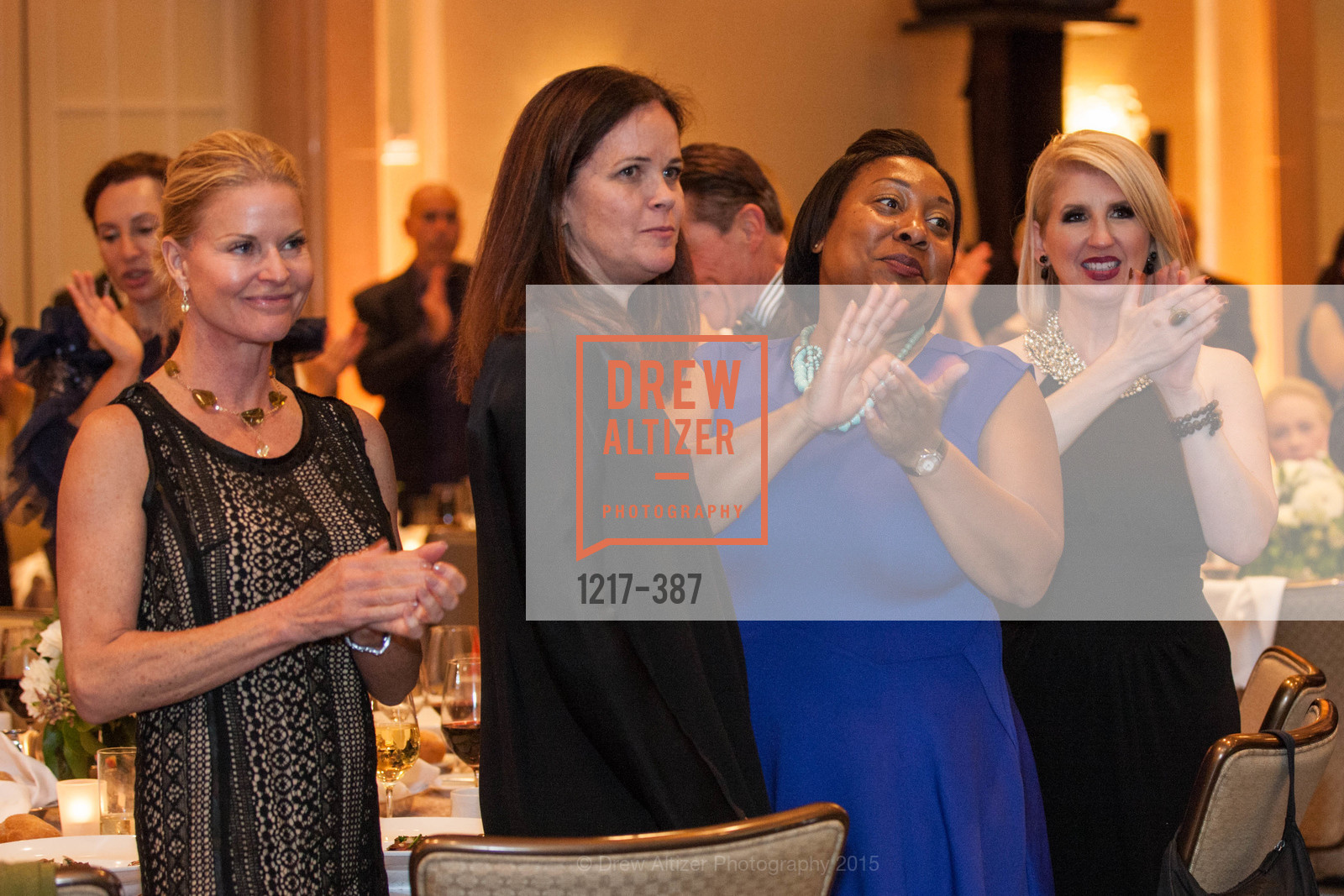 Kerri Zaldastani, Lucy Craig, Gwyneth Borden, Roberta Economidis, Ronald McDonald House 2015 Home Away From Home Gala, Four Seasons Hotel San Francisco, Grand Ballroom. 757 Market St, October 16th, 2015,Drew Altizer, Drew Altizer Photography, full-service agency, private events, San Francisco photographer, photographer california