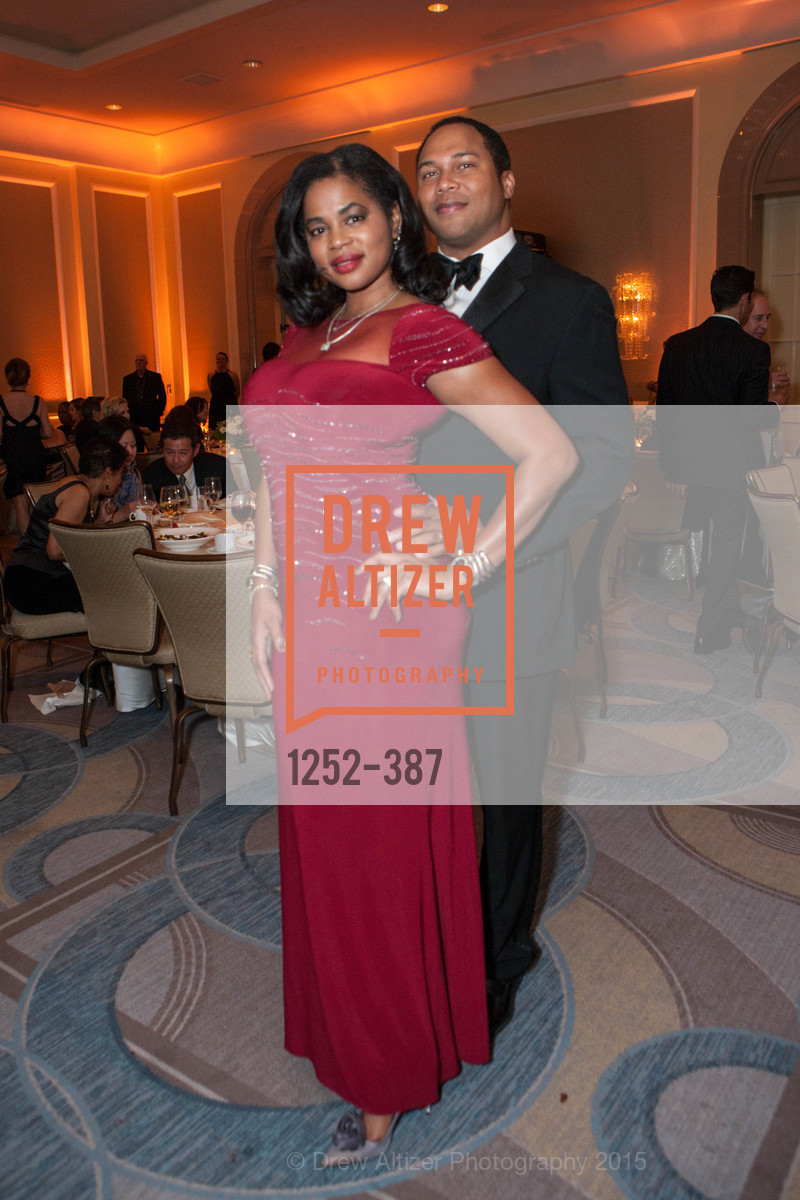 Ayanna Jenkins-Toney, Cornell Toney, Ronald McDonald House 2015 Home Away From Home Gala, Four Seasons Hotel San Francisco, Grand Ballroom. 757 Market St, October 16th, 2015,Drew Altizer, Drew Altizer Photography, full-service agency, private events, San Francisco photographer, photographer california