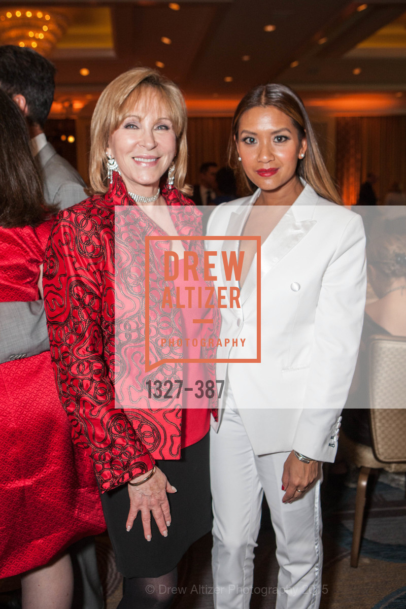 Cheryl Jennings, Lillian Phan, Ronald McDonald House 2015 Home Away From Home Gala, Four Seasons Hotel San Francisco, Grand Ballroom. 757 Market St, October 16th, 2015,Drew Altizer, Drew Altizer Photography, full-service agency, private events, San Francisco photographer, photographer california