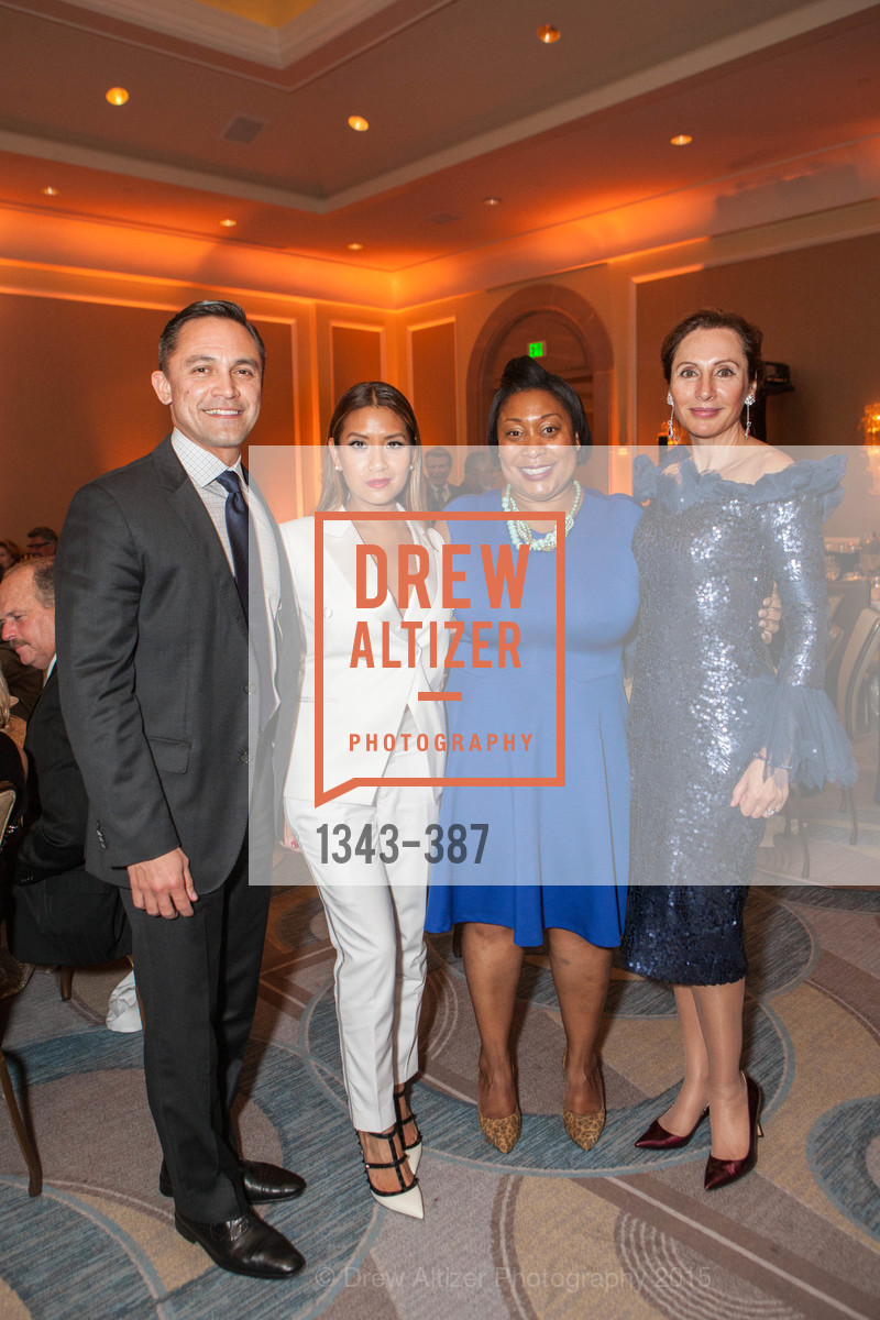 Ezra Garrett, Lillian Phan, Gwyneth Borden, Clara Shayevich, Ronald McDonald House 2015 Home Away From Home Gala, Four Seasons Hotel San Francisco, Grand Ballroom. 757 Market St, October 16th, 2015,Drew Altizer, Drew Altizer Photography, full-service agency, private events, San Francisco photographer, photographer california