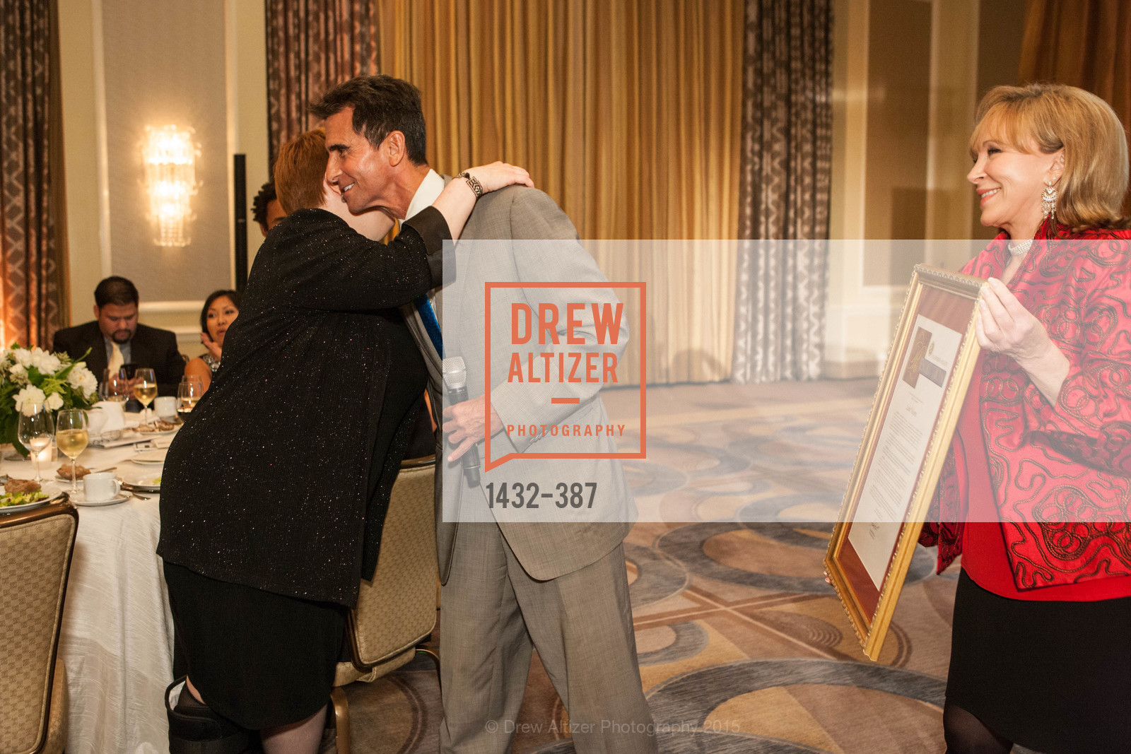 Mark Leno, Cheryl Jennings, Ronald McDonald House 2015 Home Away From Home Gala, Four Seasons Hotel San Francisco, Grand Ballroom. 757 Market St, October 16th, 2015,Drew Altizer, Drew Altizer Photography, full-service agency, private events, San Francisco photographer, photographer california
