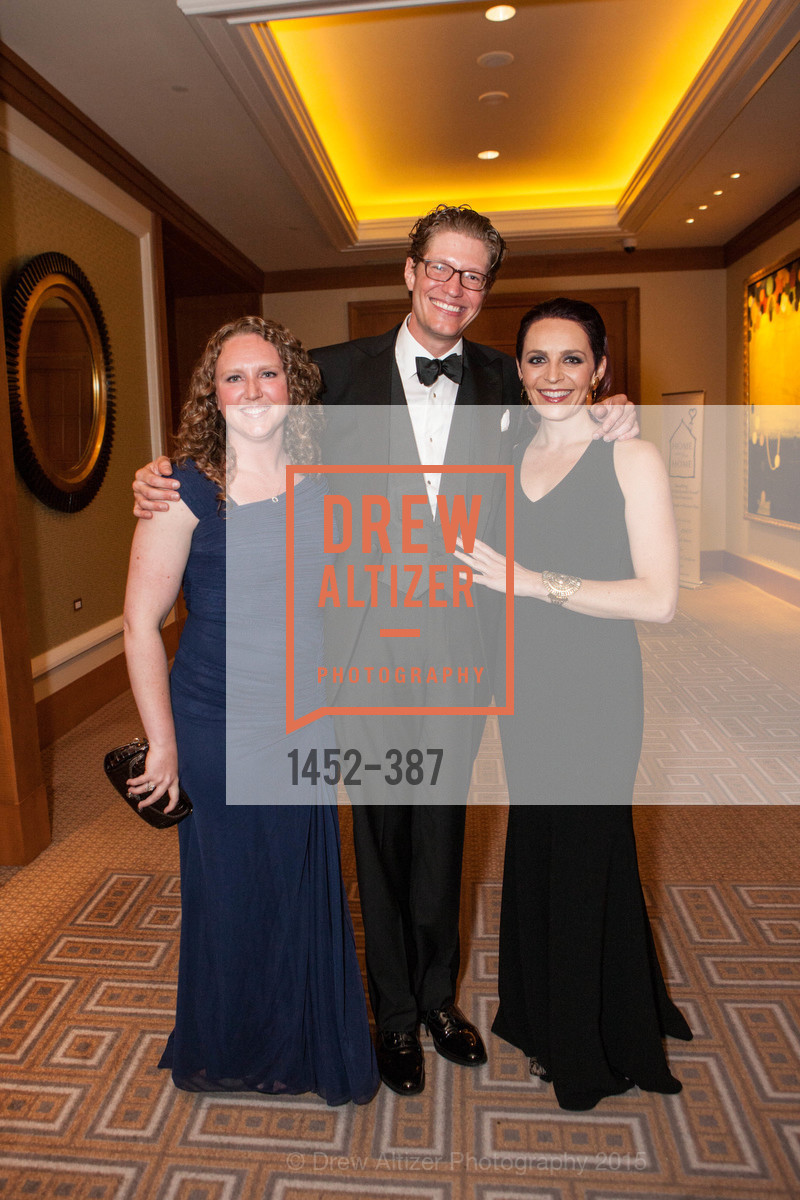 Amanda Schneider, Peter DiFrancesca, Aryn Yancher, Ronald McDonald House 2015 Home Away From Home Gala, Four Seasons Hotel San Francisco, Grand Ballroom. 757 Market St, October 16th, 2015,Drew Altizer, Drew Altizer Photography, full-service agency, private events, San Francisco photographer, photographer california