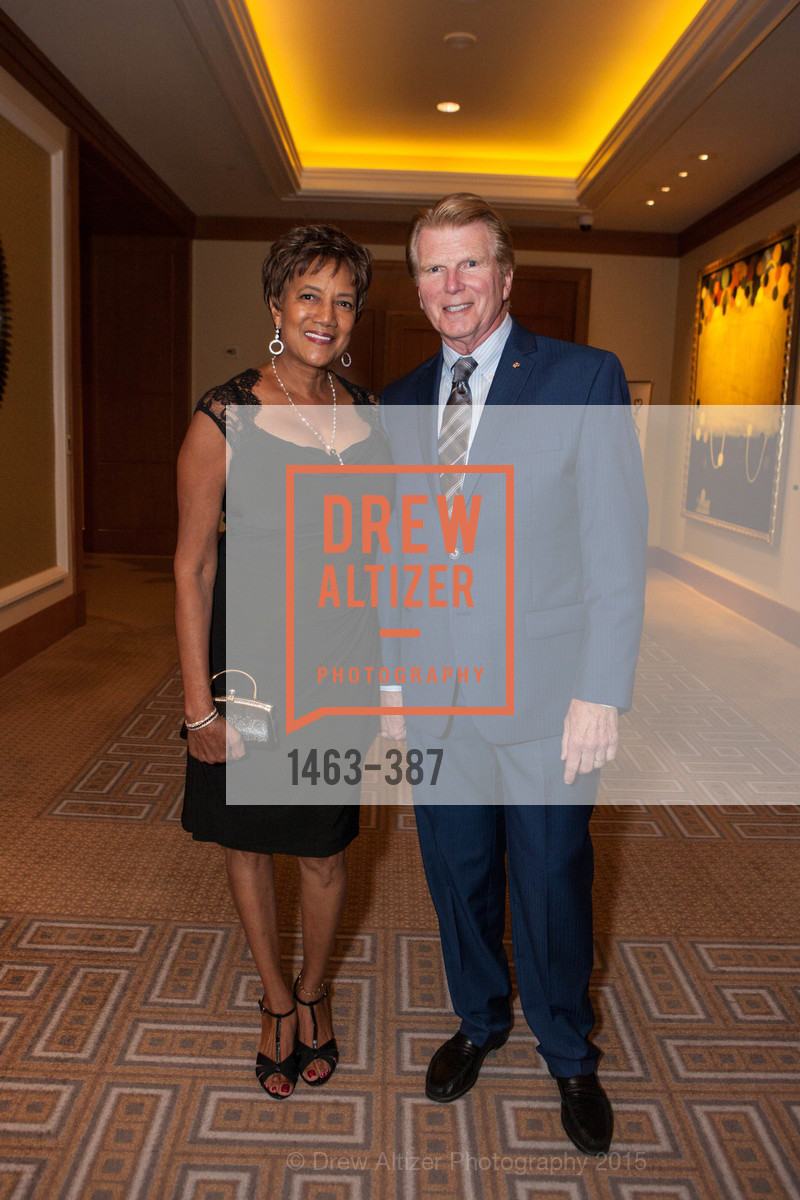 Carol Batte, Ron Buckhammer, Ronald McDonald House 2015 Home Away From Home Gala, Four Seasons Hotel San Francisco, Grand Ballroom. 757 Market St, October 16th, 2015,Drew Altizer, Drew Altizer Photography, full-service agency, private events, San Francisco photographer, photographer california