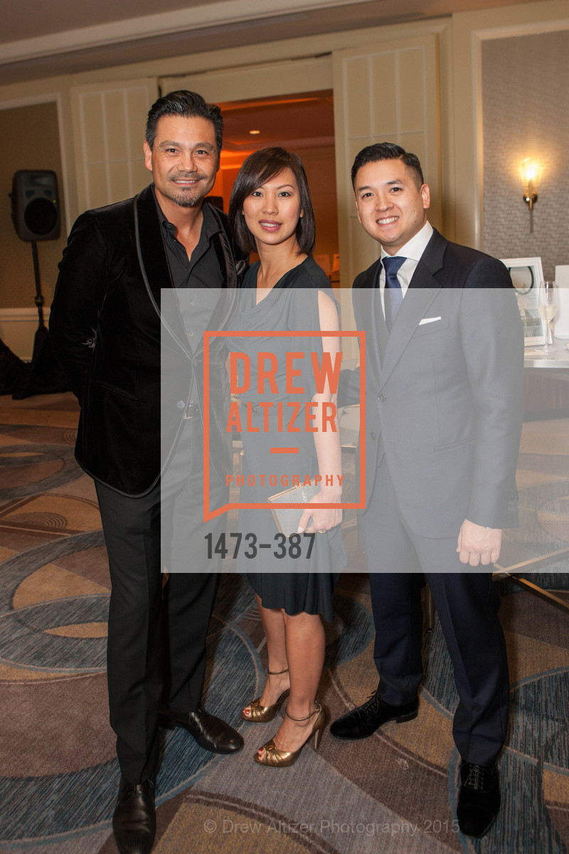 Alex Mack, Becky Trinh, Todd Ikemodo, Ronald McDonald House 2015 Home Away From Home Gala, Four Seasons Hotel San Francisco, Grand Ballroom. 757 Market St, October 16th, 2015,Drew Altizer, Drew Altizer Photography, full-service agency, private events, San Francisco photographer, photographer california