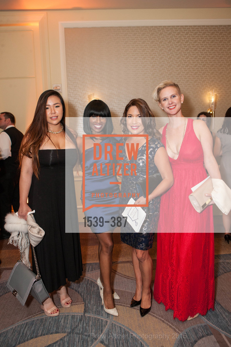 Diana Tjhin, Pernella Sommerville, Michelle Valance, Laurie Wright, Ronald McDonald House 2015 Home Away From Home Gala, Four Seasons Hotel San Francisco, Grand Ballroom. 757 Market St, October 16th, 2015,Drew Altizer, Drew Altizer Photography, full-service agency, private events, San Francisco photographer, photographer california
