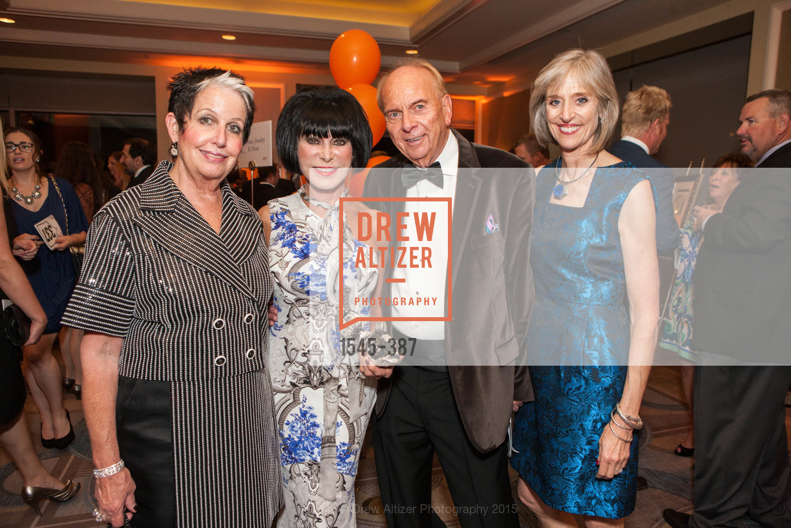 Karen Kubin, Marilyn Cabak, David Pace, PJ Handeland, Ronald McDonald House 2015 Home Away From Home Gala, Four Seasons Hotel San Francisco, Grand Ballroom. 757 Market St, October 16th, 2015,Drew Altizer, Drew Altizer Photography, full-service agency, private events, San Francisco photographer, photographer california