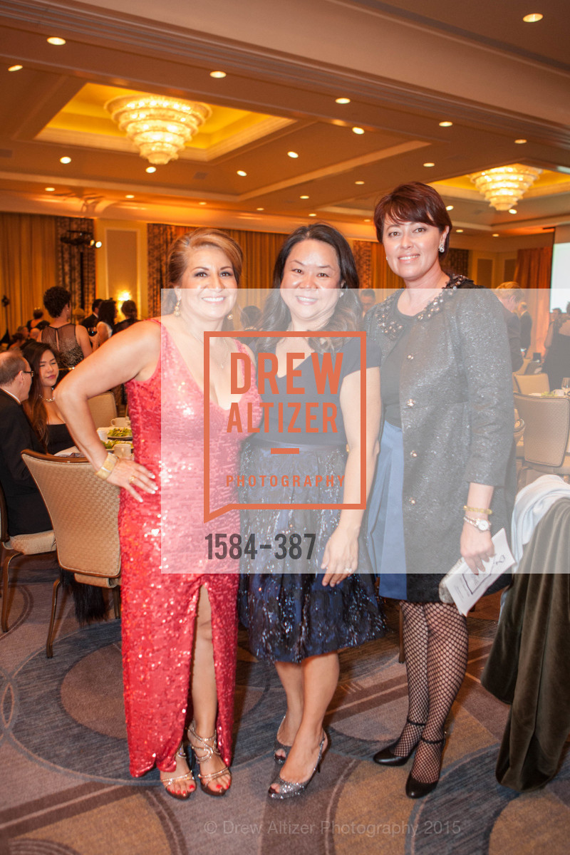 Henrietta Ruiz, May Lam, Carol Reen, Ronald McDonald House 2015 Home Away From Home Gala, Four Seasons Hotel San Francisco, Grand Ballroom. 757 Market St, October 16th, 2015,Drew Altizer, Drew Altizer Photography, full-service agency, private events, San Francisco photographer, photographer california