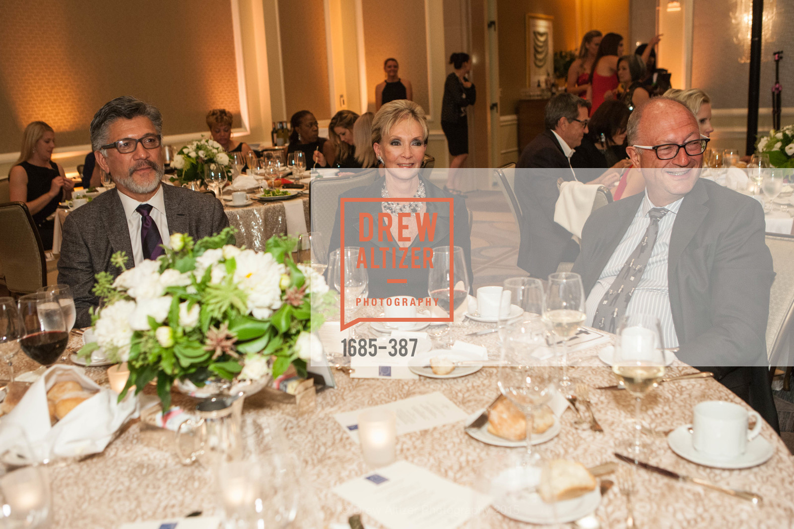 Mario Diaz, Sallie Huntting, Ronald McDonald House 2015 Home Away From Home Gala, Four Seasons Hotel San Francisco, Grand Ballroom. 757 Market St, October 16th, 2015,Drew Altizer, Drew Altizer Photography, full-service agency, private events, San Francisco photographer, photographer california