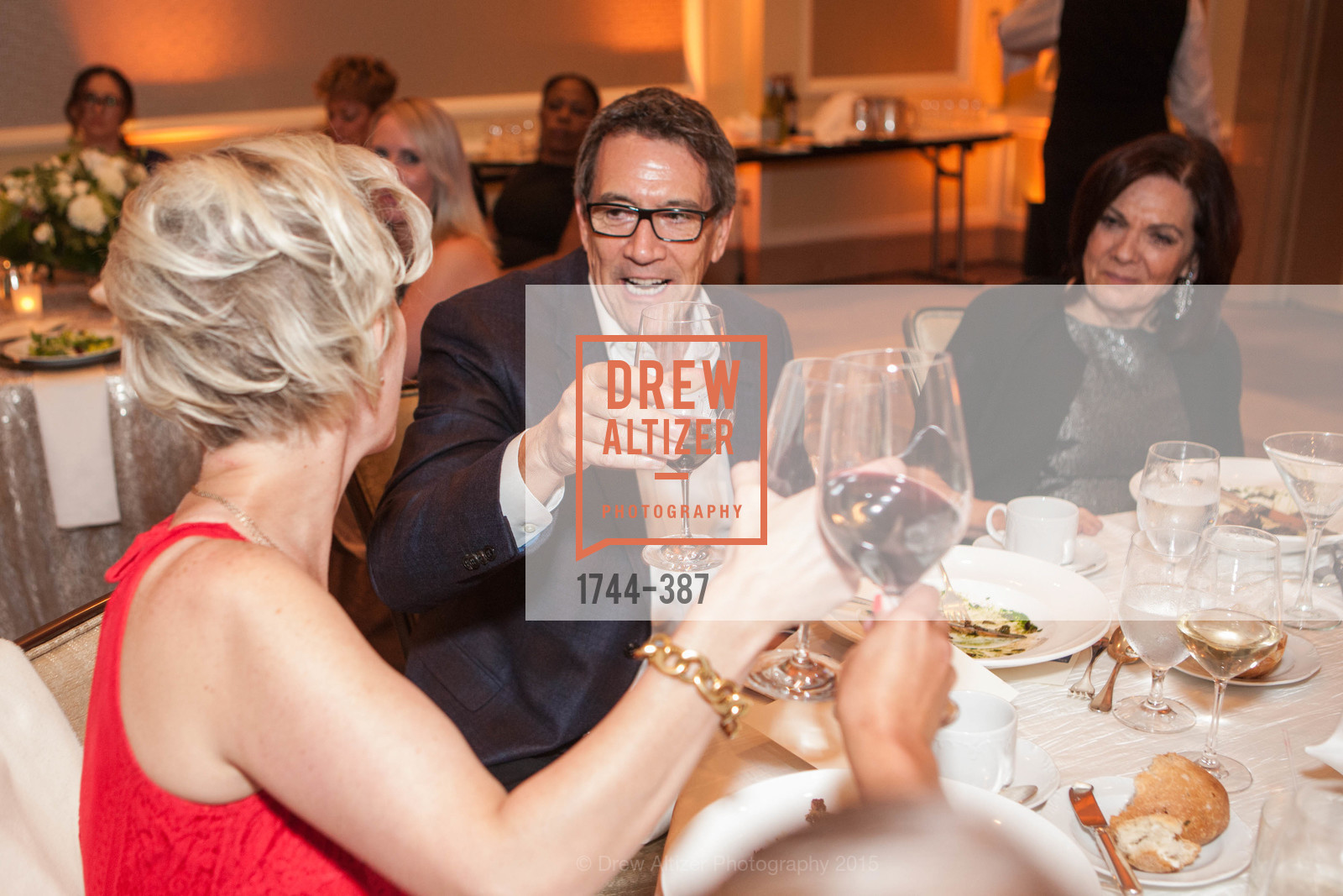 Paul Proett, Pamela Culp, Ronald McDonald House 2015 Home Away From Home Gala, Four Seasons Hotel San Francisco, Grand Ballroom. 757 Market St, October 16th, 2015,Drew Altizer, Drew Altizer Photography, full-service agency, private events, San Francisco photographer, photographer california