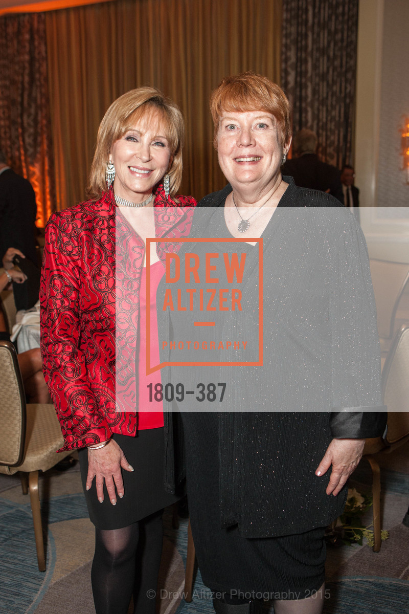 Cheryl Jennings, Lois Moore, Ronald McDonald House 2015 Home Away From Home Gala, Four Seasons Hotel San Francisco, Grand Ballroom. 757 Market St, October 16th, 2015,Drew Altizer, Drew Altizer Photography, full-service agency, private events, San Francisco photographer, photographer california