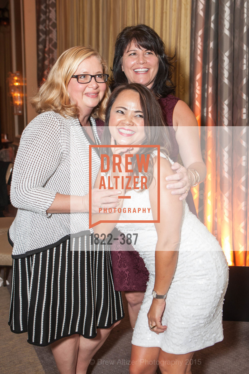 Heather MacClelland, Becky Shepherd, Megan Binh, Ronald McDonald House 2015 Home Away From Home Gala, Four Seasons Hotel San Francisco, Grand Ballroom. 757 Market St, October 16th, 2015,Drew Altizer, Drew Altizer Photography, full-service agency, private events, San Francisco photographer, photographer california