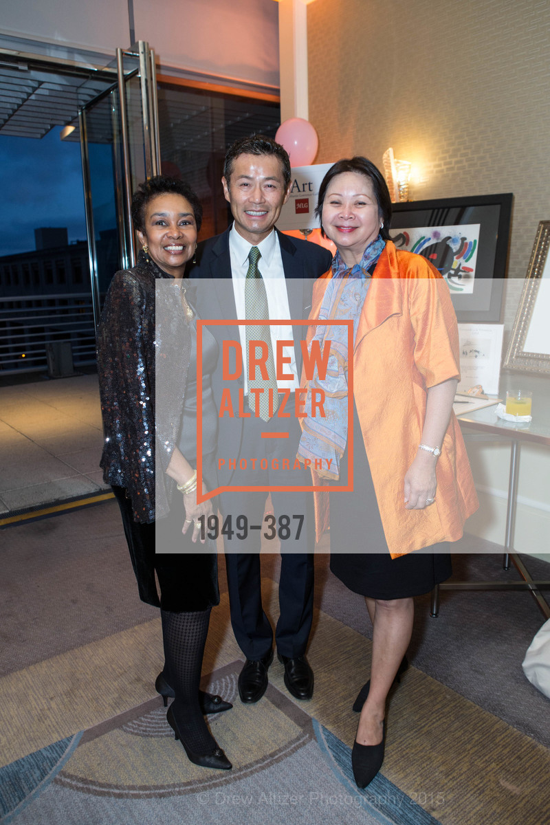 Anette Harris, Clayton Jew, Keilani Tom, Ronald McDonald House 2015 Home Away From Home Gala, Four Seasons Hotel San Francisco, Grand Ballroom. 757 Market St, October 16th, 2015,Drew Altizer, Drew Altizer Photography, full-service agency, private events, San Francisco photographer, photographer california