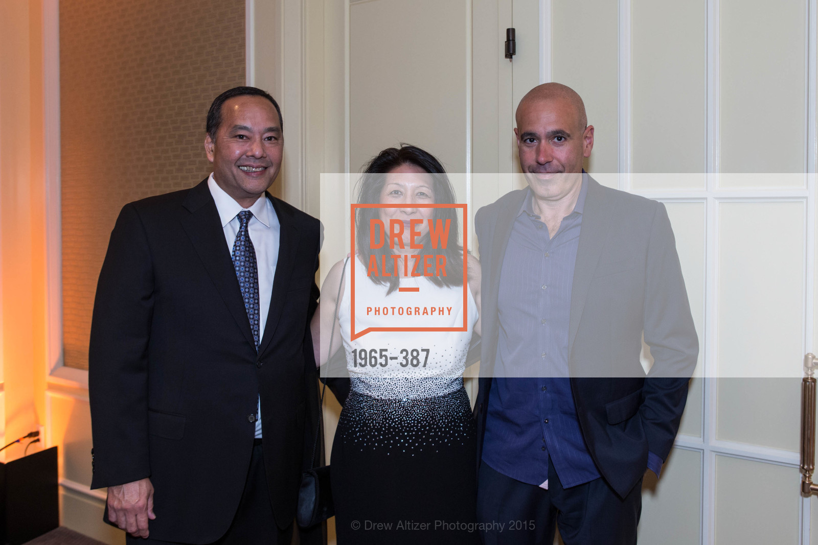 Kevin Isawa, Nancy Sasaki, David Rapoport, Ronald McDonald House 2015 Home Away From Home Gala, Four Seasons Hotel San Francisco, Grand Ballroom. 757 Market St, October 16th, 2015,Drew Altizer, Drew Altizer Photography, full-service agency, private events, San Francisco photographer, photographer california