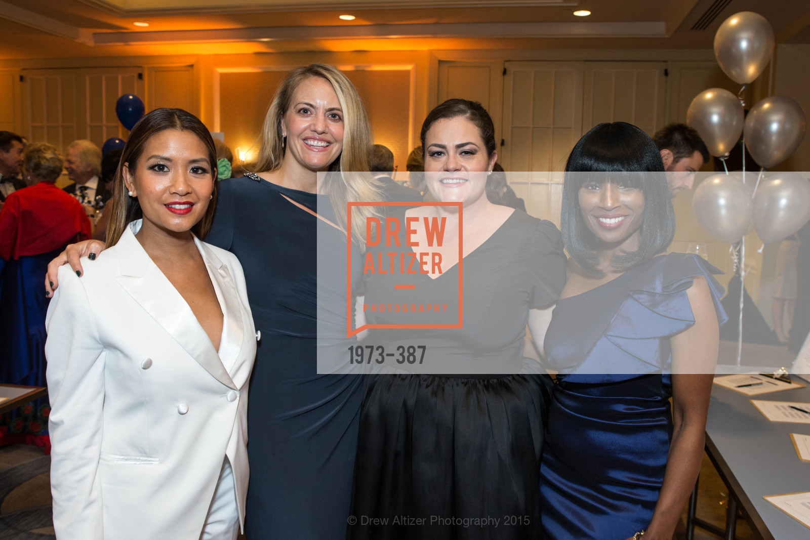 Lillian Phan, Wendy Armstrong, Kate Sigel, Pernella Sommerville, Ronald McDonald House 2015 Home Away From Home Gala, Four Seasons Hotel San Francisco, Grand Ballroom. 757 Market St, October 16th, 2015,Drew Altizer, Drew Altizer Photography, full-service agency, private events, San Francisco photographer, photographer california