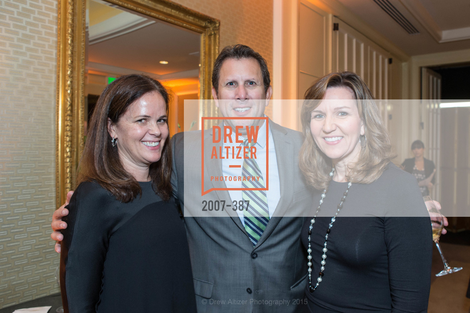 Lucy Craig, Jim Silva, Tracy Silva, Ronald McDonald House 2015 Home Away From Home Gala, Four Seasons Hotel San Francisco, Grand Ballroom. 757 Market St, October 16th, 2015,Drew Altizer, Drew Altizer Photography, full-service agency, private events, San Francisco photographer, photographer california