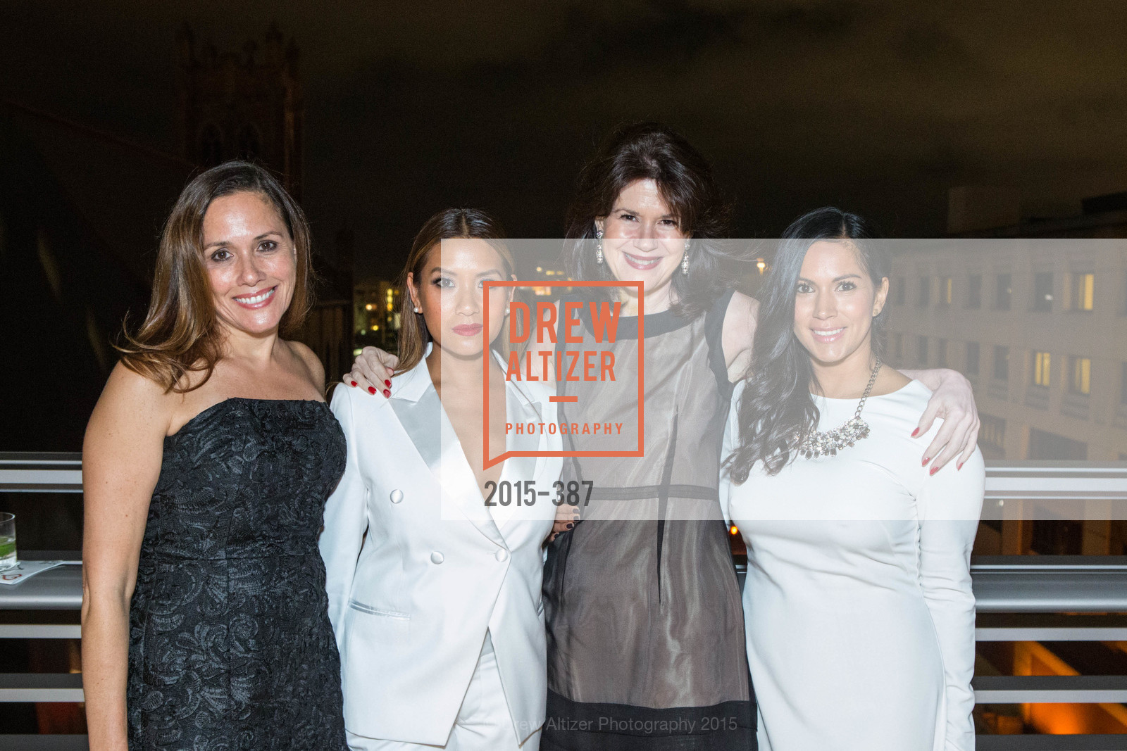 Laurie Brown, Lillian Phan, Elaine Mellis, Liliana Zermeno, Ronald McDonald House 2015 Home Away From Home Gala, Four Seasons Hotel San Francisco, Grand Ballroom. 757 Market St, October 16th, 2015,Drew Altizer, Drew Altizer Photography, full-service agency, private events, San Francisco photographer, photographer california