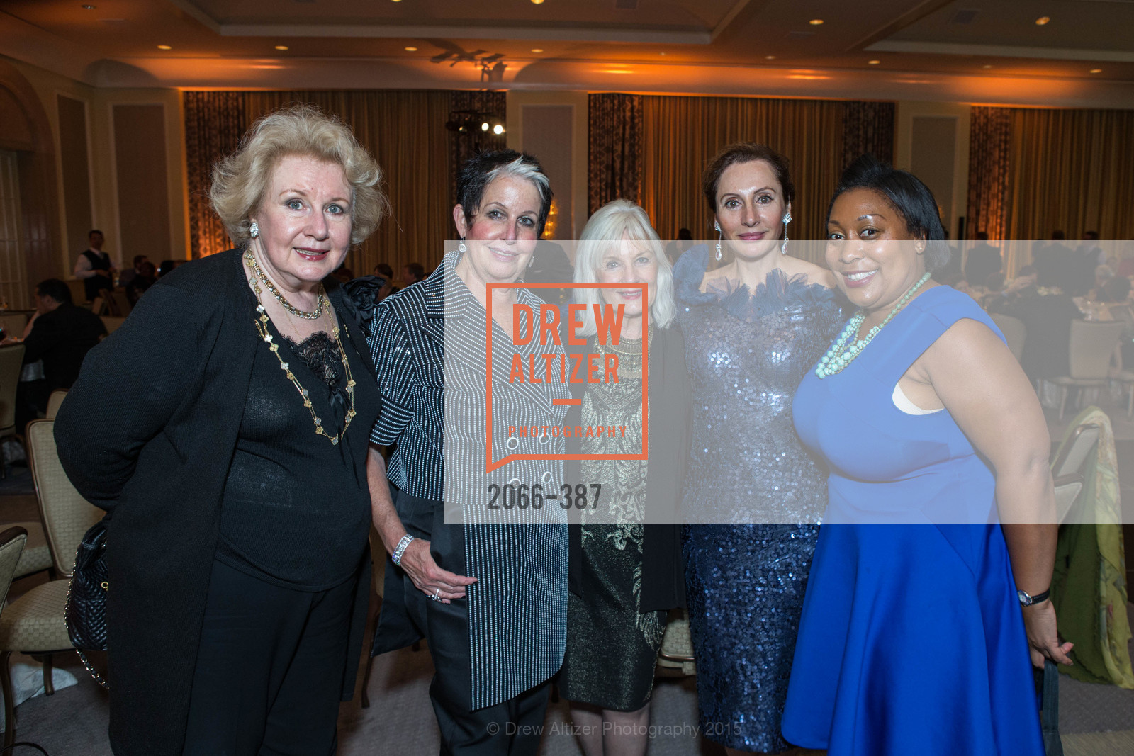 Tatiana Phillips, Karen Kubin, Arlene Inch, Clara Shayevich, Gwyneth Borden, Ronald McDonald House 2015 Home Away From Home Gala, Four Seasons Hotel San Francisco, Grand Ballroom. 757 Market St, October 16th, 2015,Drew Altizer, Drew Altizer Photography, full-service event agency, private events, San Francisco photographer, photographer California