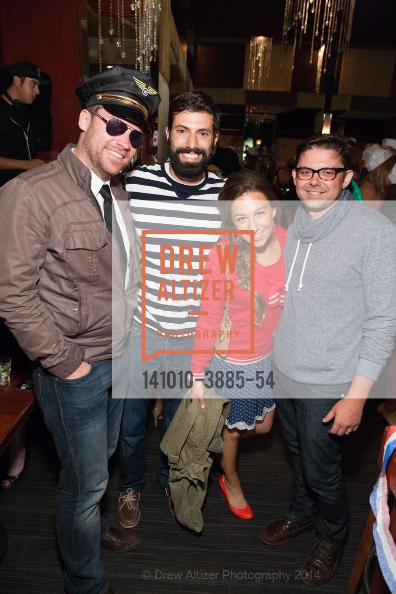 Joe Demmin, Rachel Conners, Vlad Geiser, Photo #141010-3885-54