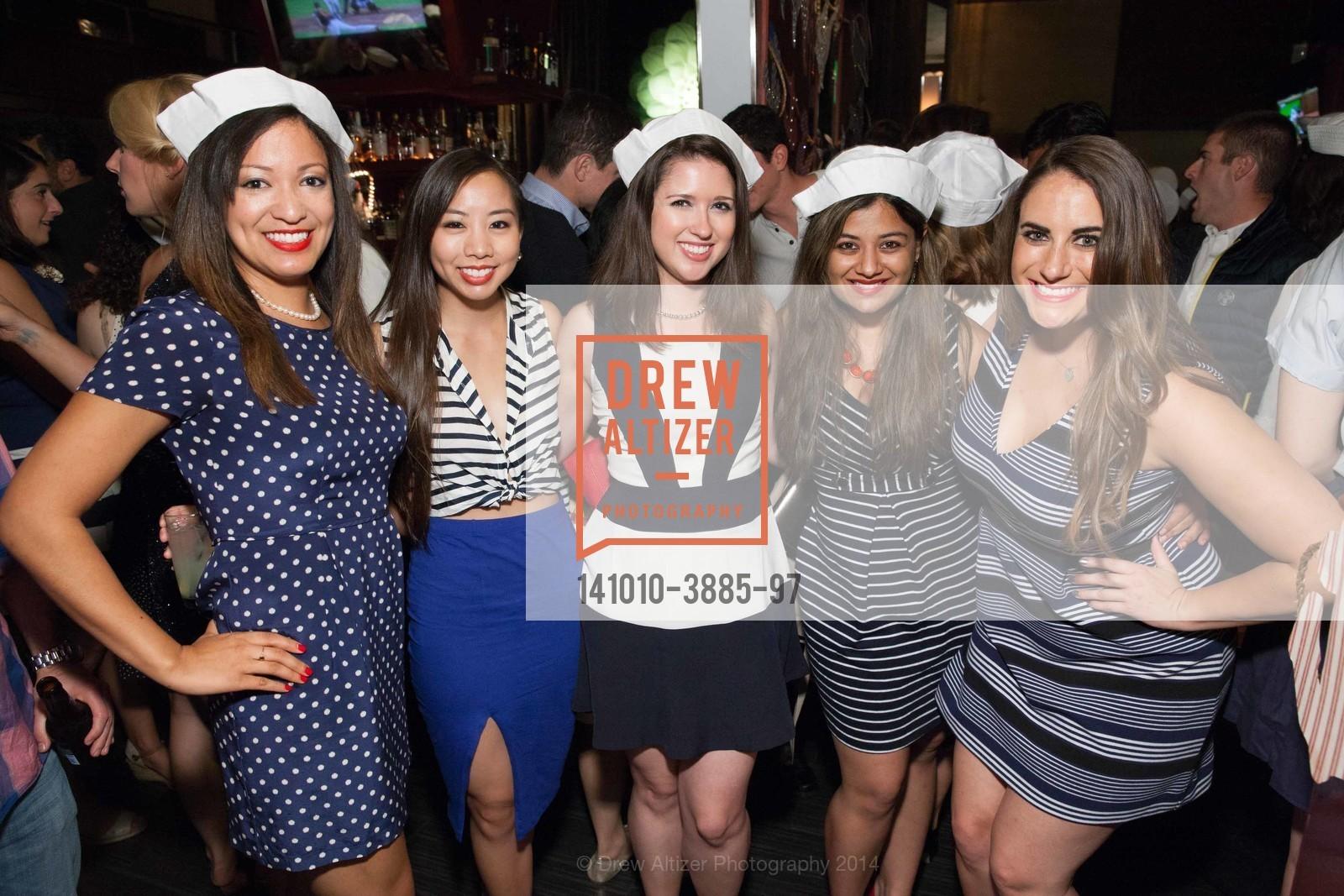 Mia Lee, Eileen Chou, Libby Hall, Priya Saiprasad, Kathleen Robert, Photo #141010-3885-97