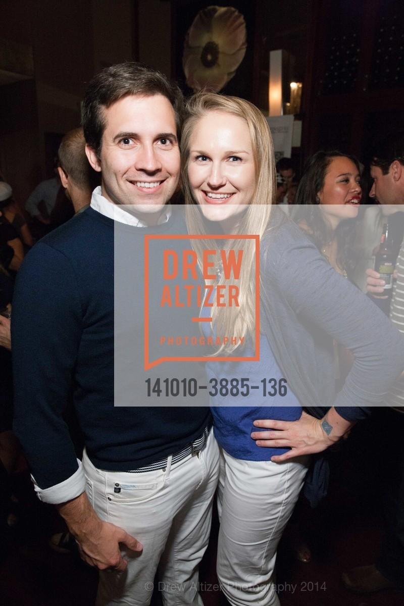 Kathleen McGirk, Kyle Forman, Photo #141010-3885-136