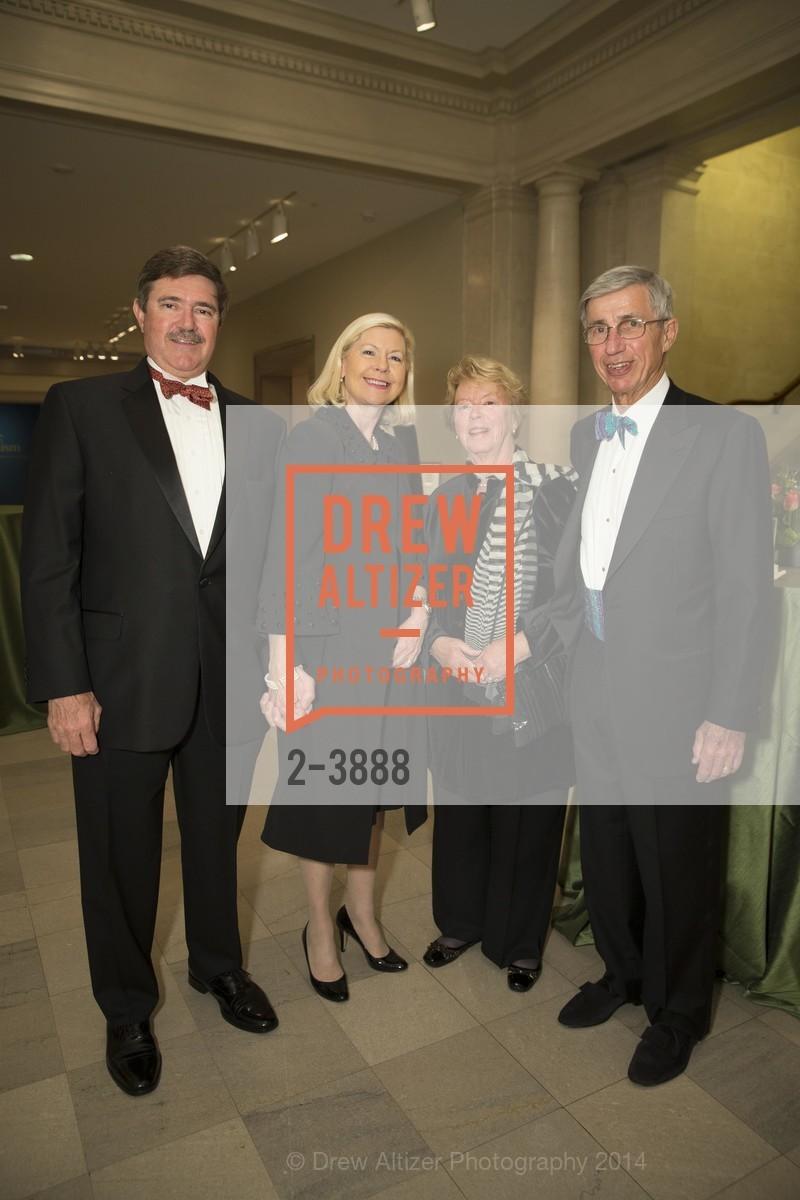 Michael Drinnan, Amanda Wallis, Sonja Davidow, Bill Davidow, Photo #2-3888
