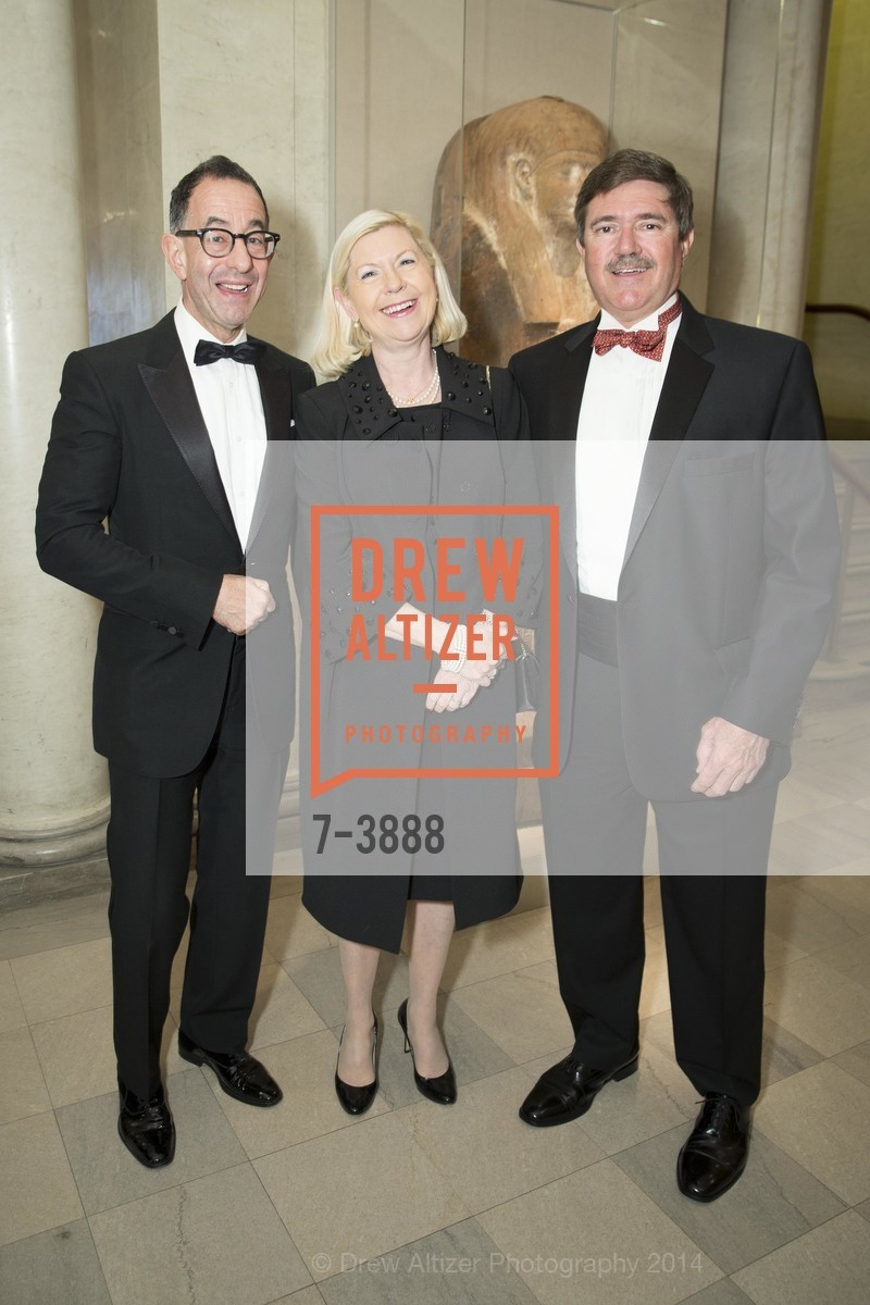 Colin Bailey, Amanda Wallis, Michael Drinnan, Photo #7-3888