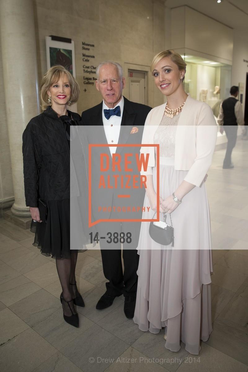 OJ Shansby, Gary Shansby, Melissa Buron, Photo #14-3888