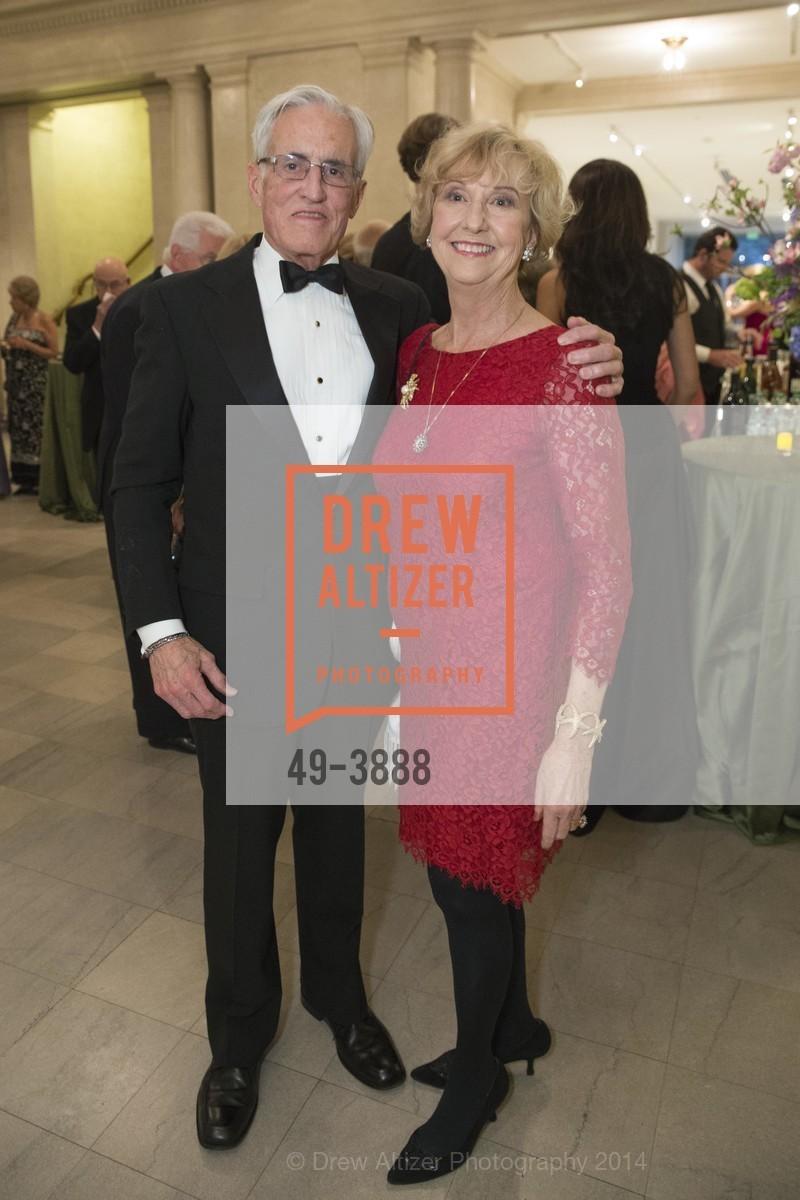 Fred Heuser, Judith Heuser, Photo #49-3888