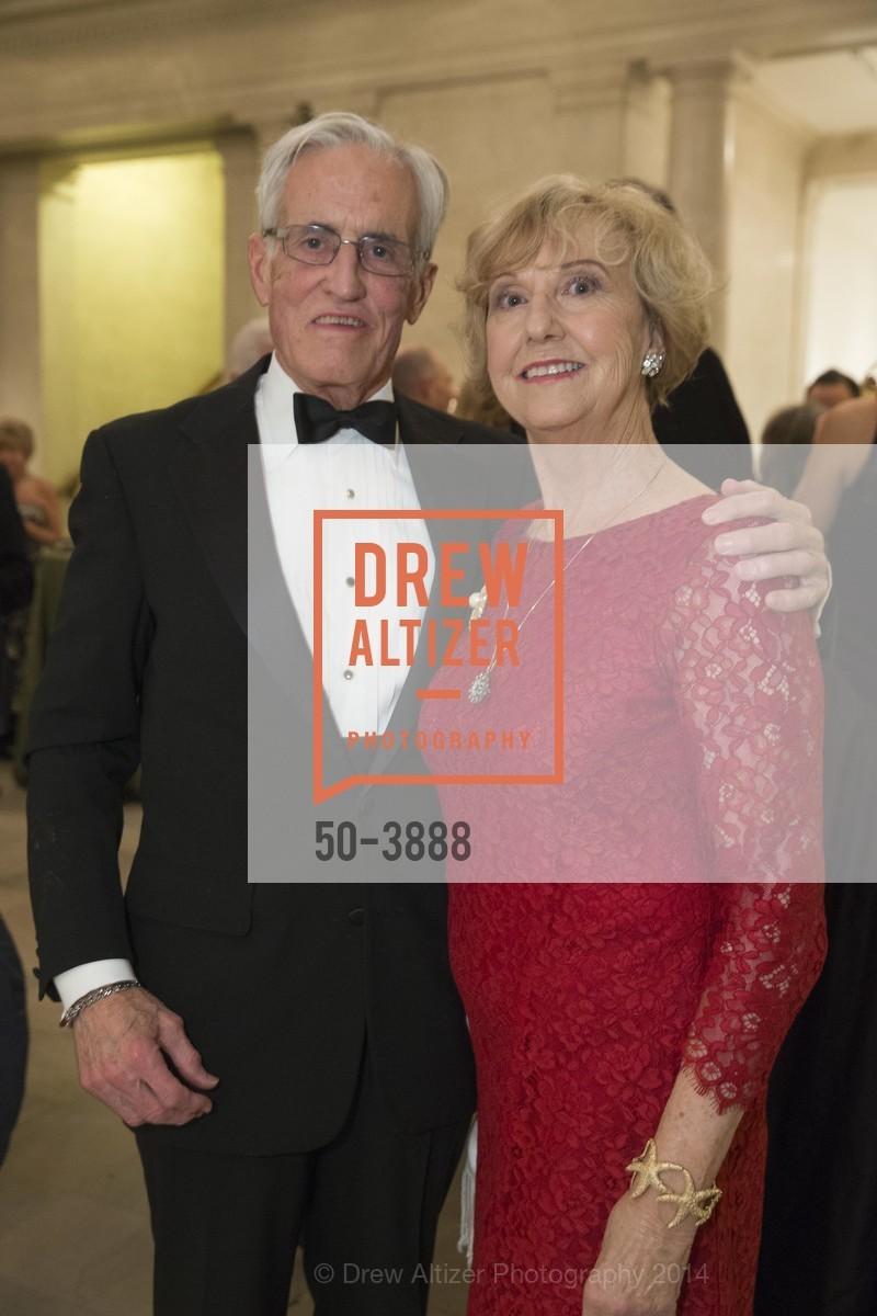 Fred Heuser, Judith Heuser, Photo #50-3888