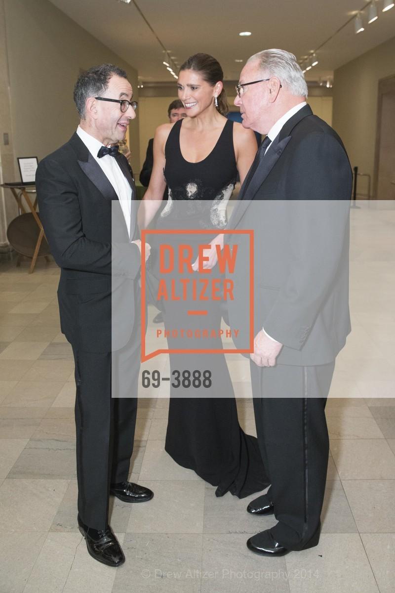 Colin Bailey, Christine Williams, David Wollenberg, Photo #69-3888