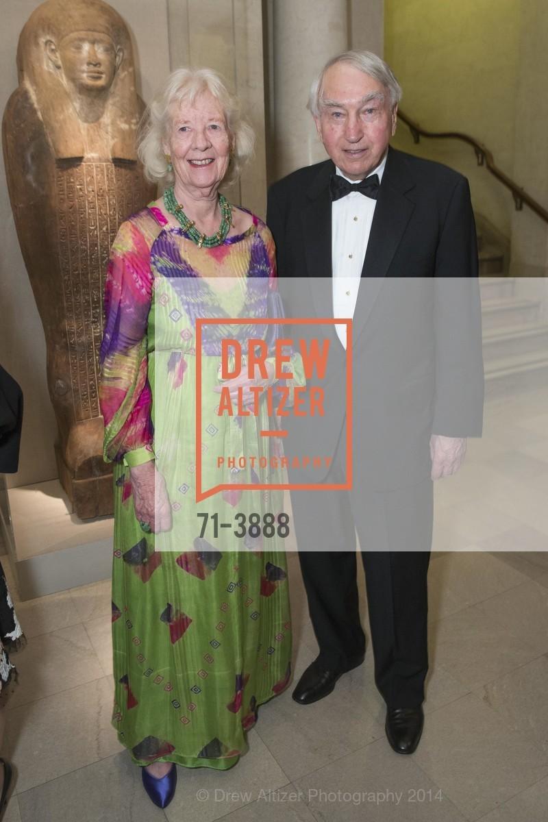 Gail Merriam, Alec Merriam, Photo #71-3888