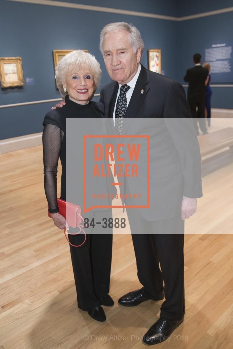 Barbara Kaufman, Ron Kaufman, Photo #84-3888