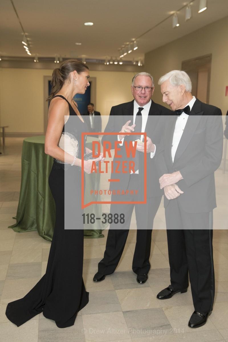 Christine Williams, David Wollenberg, Robert Girard, Photo #118-3888