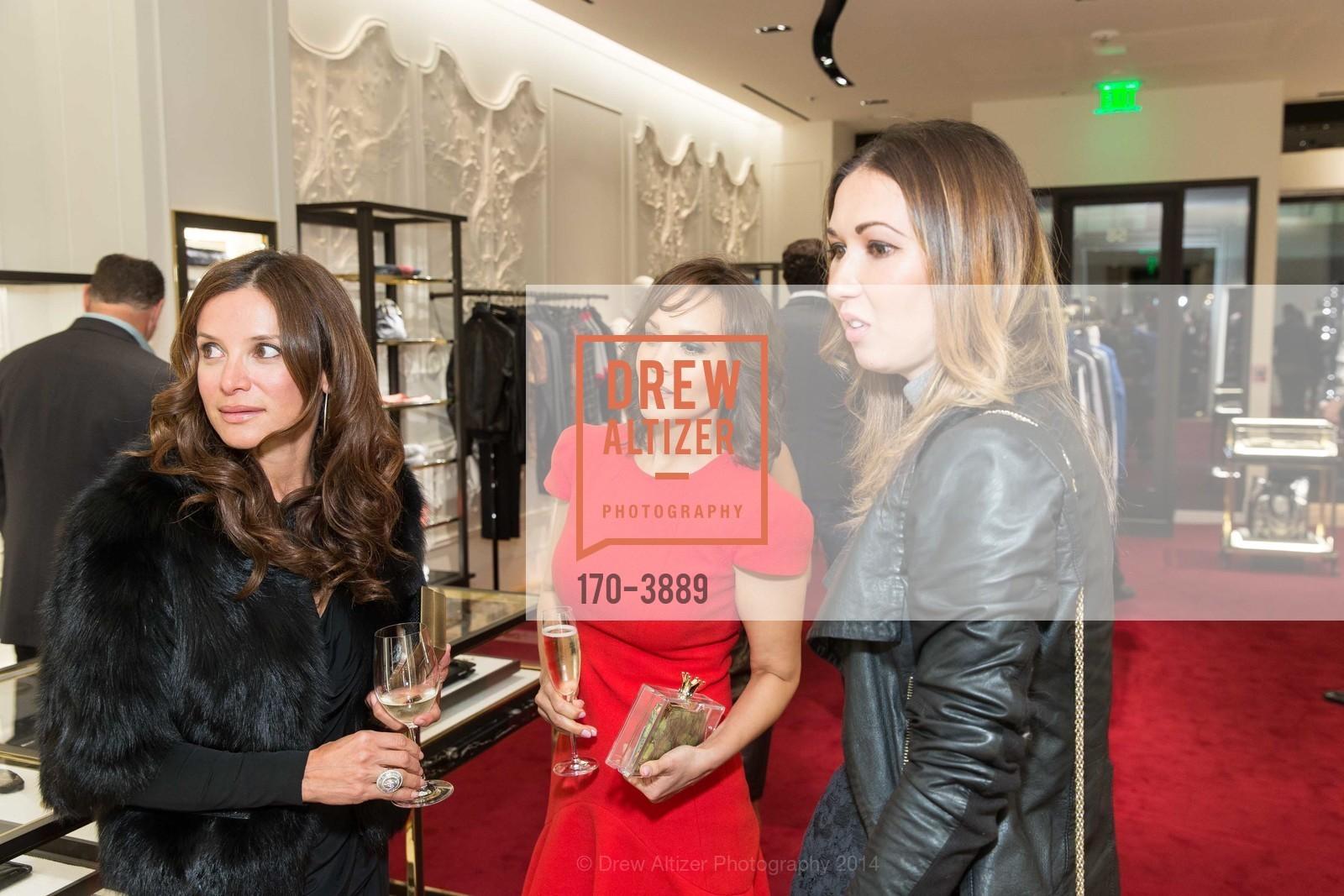 Claudia Ross, Lori DuBain, Camilla Papale, Photo #170-3889