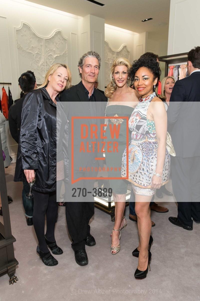 Lynn Haller, Gunther Haller, Karen Caldwell, Tanya Powell, Photo #270-3889