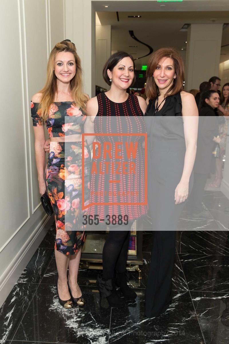 Marie Carr, Amanda Allan, Melissa Boxer Zill, Photo #365-3889