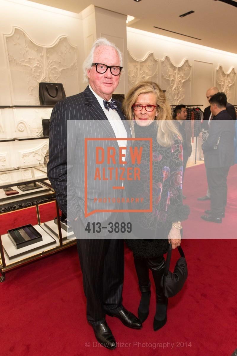 Ted Bell, Lucinda Watson, Photo #413-3889