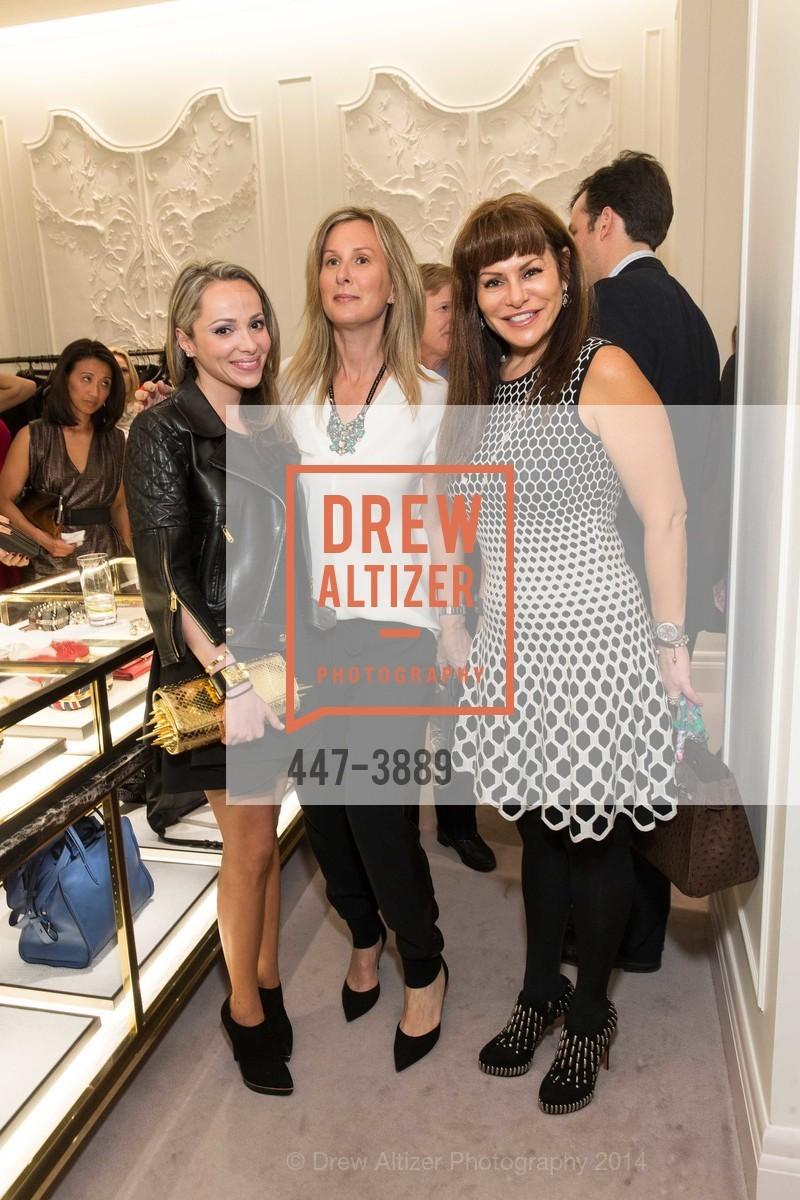 Nona Volsson, Lauren Sorof, Anna Dubrovsky, Photo #447-3889