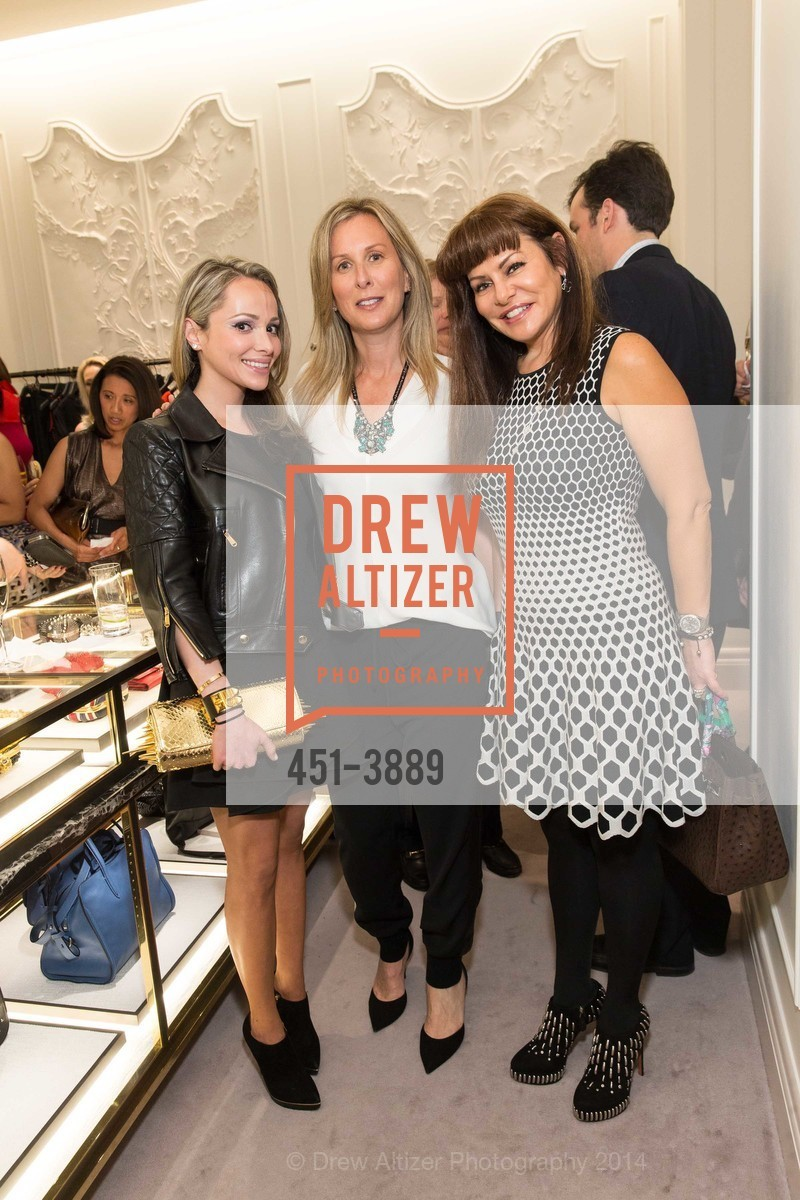 Nona Volsson, Lauren Sorof, Anna Dubrovsky, Photo #451-3889