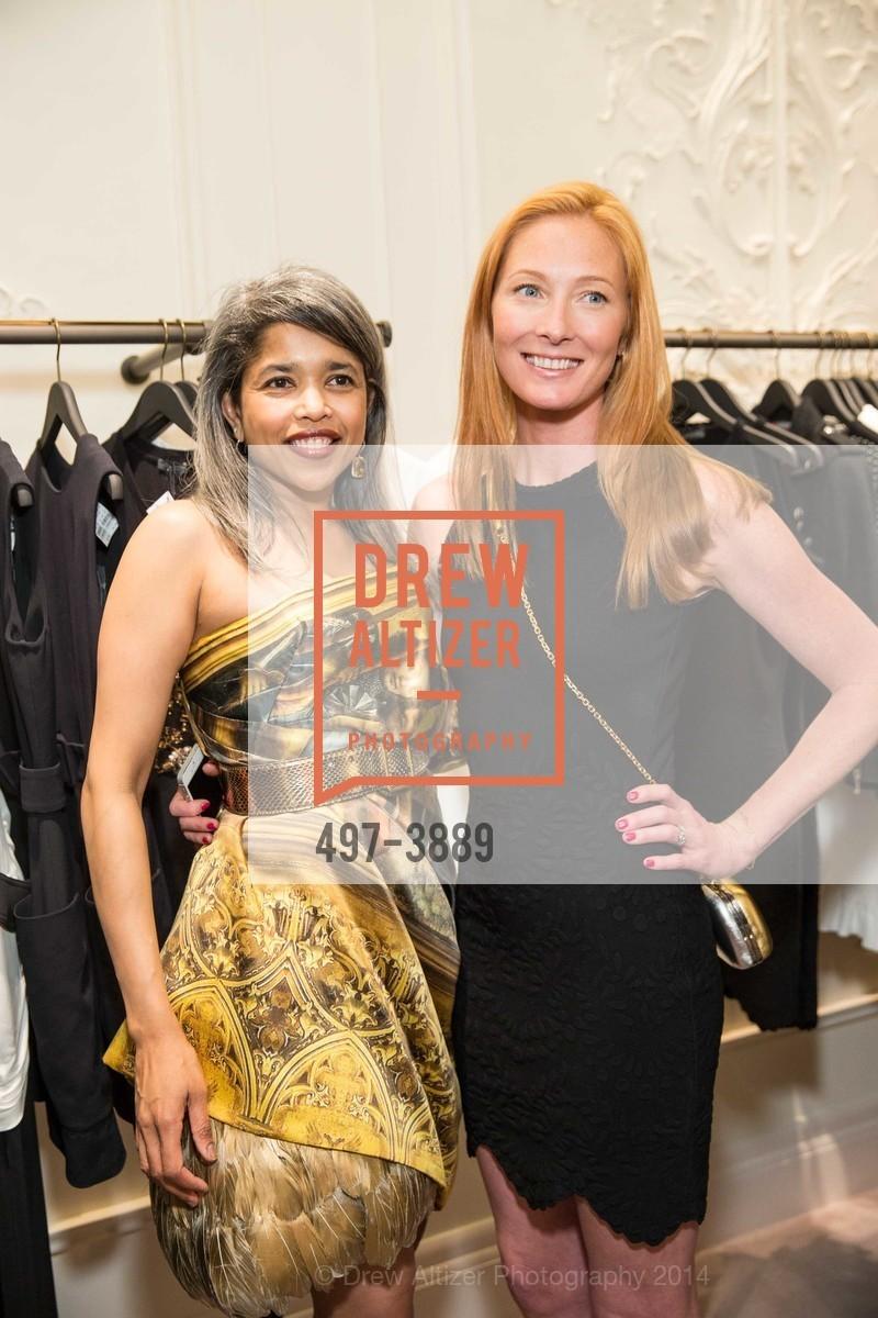 Deepa Pakianathan, Maggie Rizer, Photo #497-3889