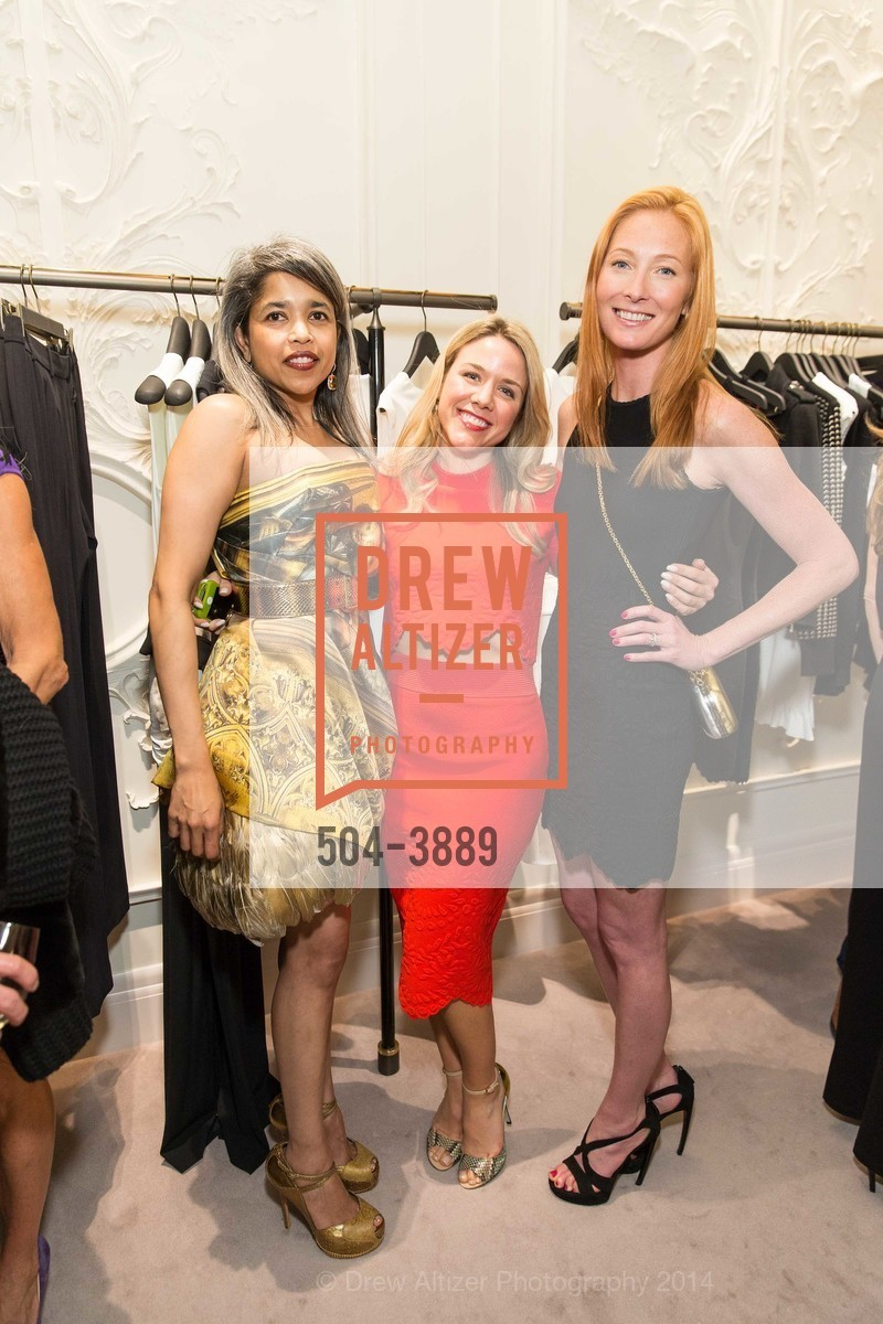 Deepa Pakianathan, Cara Crowley, Maggie Rizer, Photo #504-3889