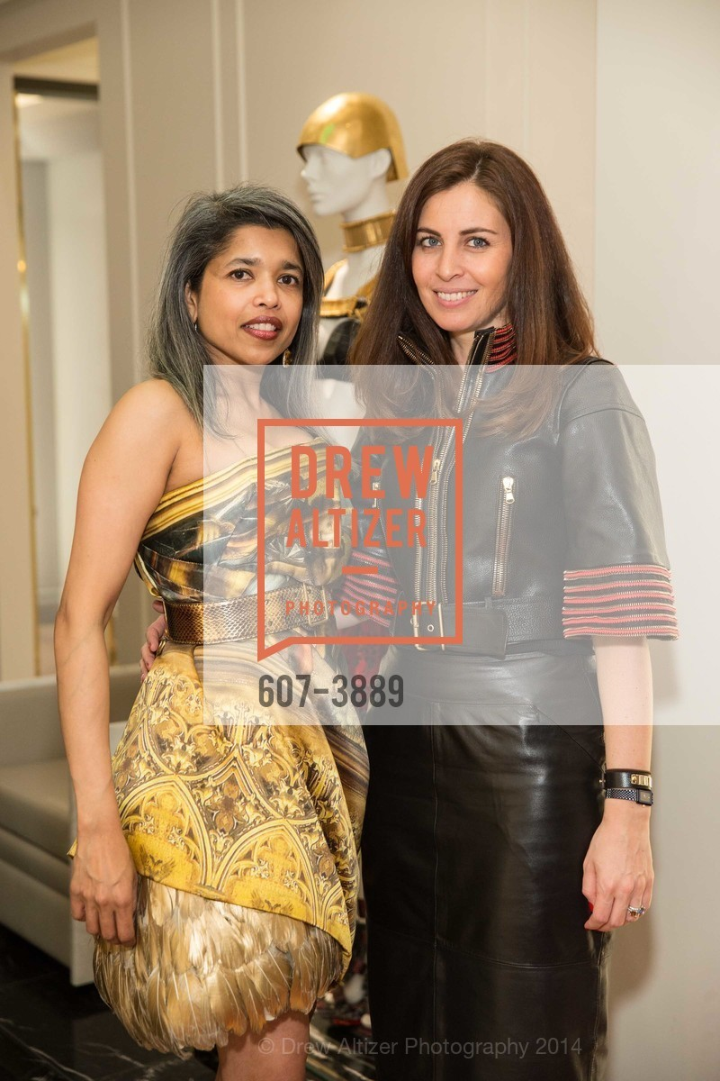 Deepa Pakianathan, Oriana Moufarrige, Photo #607-3889