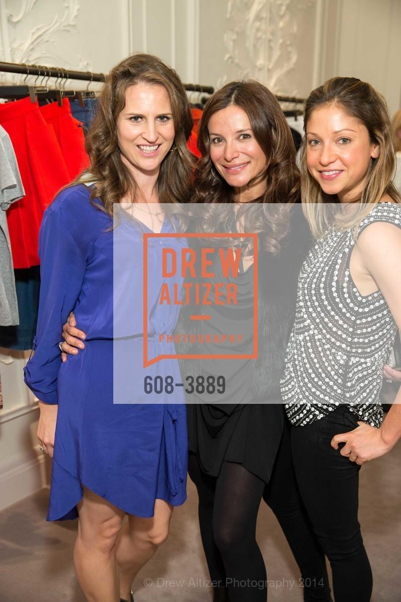 Jennifer Wade, Claudia Ross, Katya Sorokko, Photo #608-3889