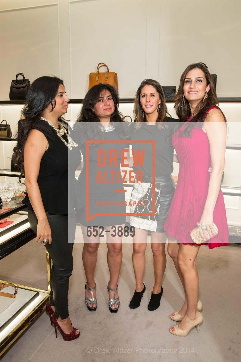 Monaz Mehta, Minal Jethmal, Nicole Lenihan, Leyla Alhosseini, Photo #652-3889
